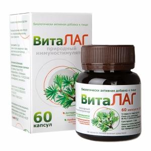 БАД «ВитаЛАГ» с дигидрокверцетином